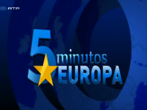 "Ricardo Alves no ""5 Minutos Europa"""