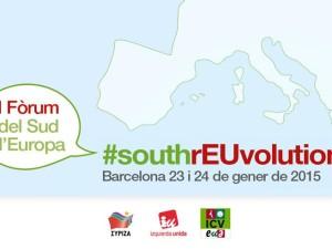 Declaração de Barcelona #southrEUvolution
