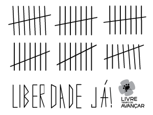 Liberdade para os presos políticos Angolanos, já!