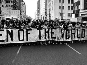 Por um mundo de Mulheres Livres