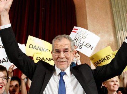 Hoje, na Áustria, a esperança venceu o medo