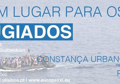 Por um lugar para os Refugiados – 21 Junho, Lisboa