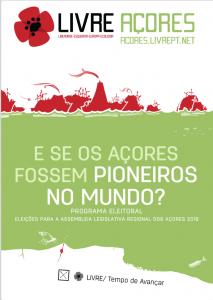 ProgramaEleitoralAçores 2016-capa
