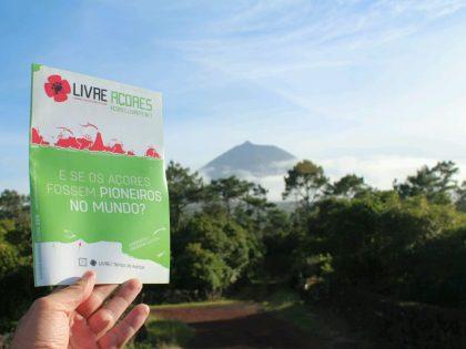Distribuição de folhetos | 14 OUT | Pico e São Miguel