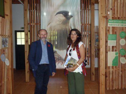 Conservação da biodiversidade | 7 OUT | Centro de Interpretação do Priolo, São Miguel