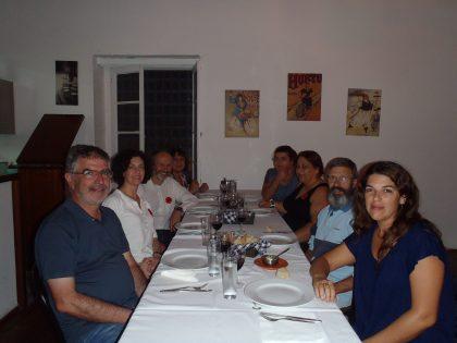 Jantar de encerramento da campanha | 13 OUT |  São Miguel