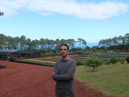 Conservação da biodiversidade | 6 OUT | Viveiros de Santa Luzia, Pico
