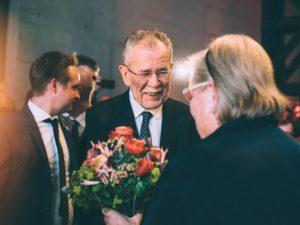 Confirma-se a vitória da esperança na Áustria