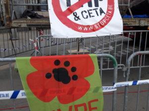 Travar o CETA