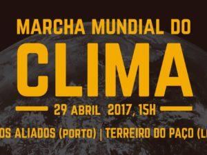 Marcha Mundial do Clima – Lisboa/Porto – 29 abril