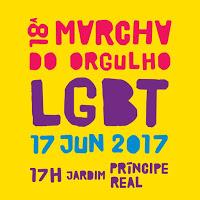 Marcha do Orgulho LGBT – 17 junho, Lisboa
