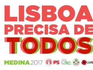 Apresentação dos candidatos a Lisboa – 28 julho – Lisboa