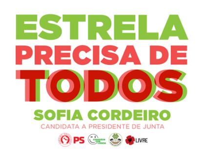 Apresentação da candidatura à freguesia da Estrela – 14 julho – Lisboa