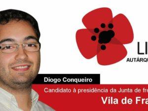 Apresentação da candidatura a Vila de Frades – 23 julho – Vila de Frades