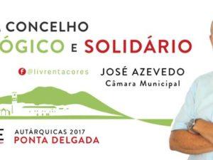 Apresentação do Programa Eleitoral 19 de setembro – 17:30 Jardim António Borges