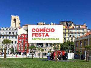 Comício-Festa – 28 setembro – Lisboa
