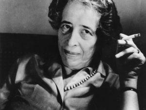 10 dezembro: homenagem a Hannah Arendt em Lisboa