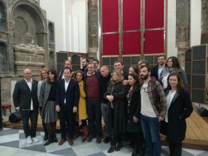 """LIVRE em Nápoles por um """"movimento de libertação europeu"""""""