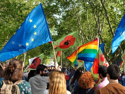 Um 25 de Abril para a Europa