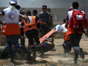 Pelo fim do massacre na Palestina