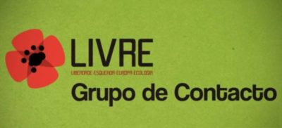Regimento do Grupo de Contacto do LIVRE