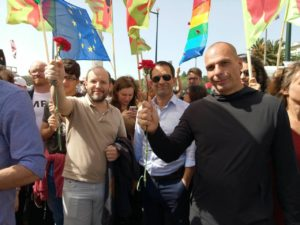 Plenários no país sobre a Primavera Europeia. Vem conversar!