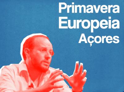 4 de outubro: Candidatura Primavera Europeia: à conversa com Rui Tavares