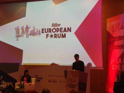 LIVRE e Primavera Europeia participam no Fórum Europeu de Bilbao