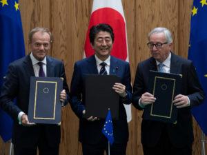 LIVRE rejeita tratado comercial com o Japão