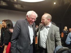 7 janeiro: conversa sobre a Primavera Europeia e a Internacional Progressista