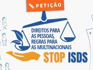 Campanha Direitos para as pessoas, Regras para as multinacionais
