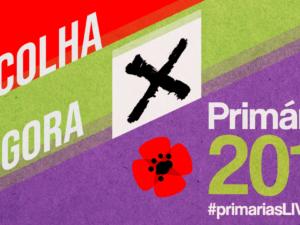 Conhecidos os resultados das primárias do LIVRE às Legislativas!