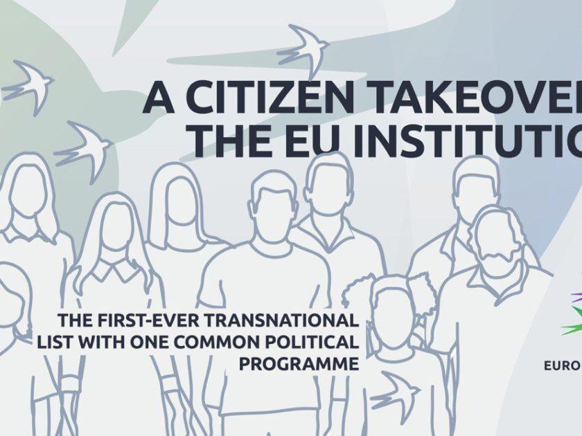 25 março: A Citizen Takeover of the EU Institutions, Bruxelas