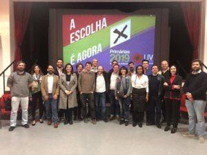 Primárias: Apresentação dos candidatos às Europeias + Jantar Convívio – 2 março