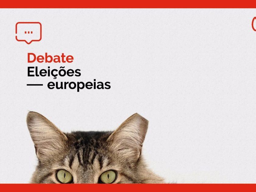 6 maio: Debate Eleições Europeias – Políticas de bem-estar animal, Lisboa