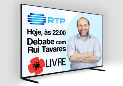 13 maio: Debate RTP