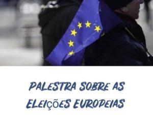 8 maio: Palestra sobre as Eleições Europeias, Rio de Mouro