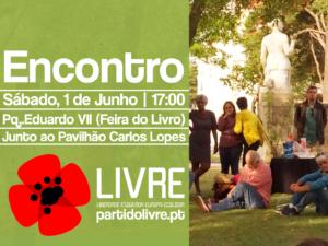 1 junho: Encontro de Membros e Apoiantes, Lisboa