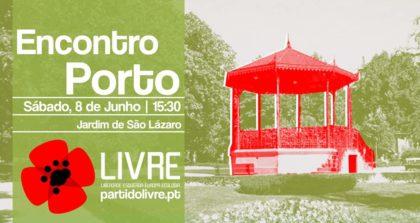 8 junho: Encontro de Membros e Apoiantes, Porto