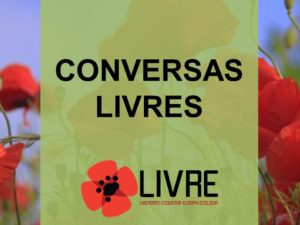 27 setembro – Braga: Conversas LIVREs: Educação