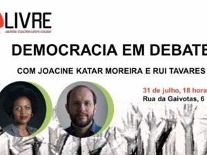 31 julho: Democracia em Debate