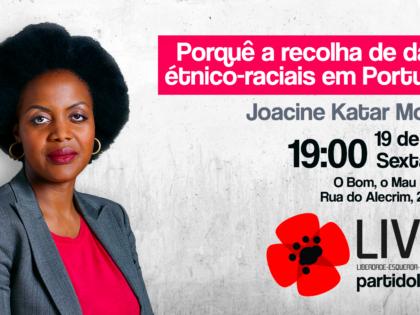 19 julho: Porquê a recolha de dados étnico-raciais em Portugal?