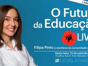 13 setembro – Lousada: O Futuro da Educação