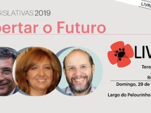 29 setembro – Vila Real: Libertar o Futuro