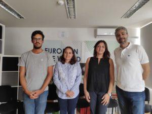 LIVRE reúne com Plataforma Portuguesa das ONGD