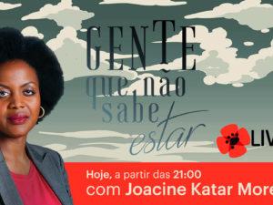 25 setembro – Joacine Katar Moreira na TVI