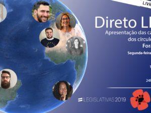 16 setembro – Online: Apresentação das candidaturas Europa e Fora da Europa