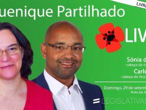 29 setembro – Viseu: Picnic com os candidatos de Viseu e da Guarda