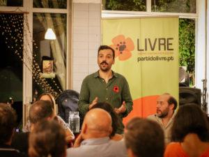 LIVRE lança campanha no Porto com forte mobilização