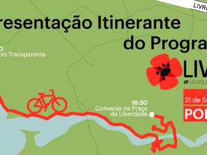 21 setembro – Porto: Apresentação Itinerante do Programa